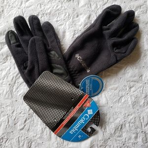 Touch screen NEW Columbia Womans gloves M